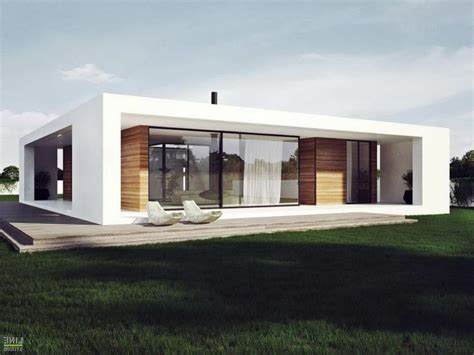 single story modern house plans modern plan of single storey house in stylish design with