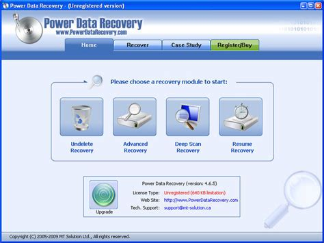 free download full version deleted data recovery software power data recovery download