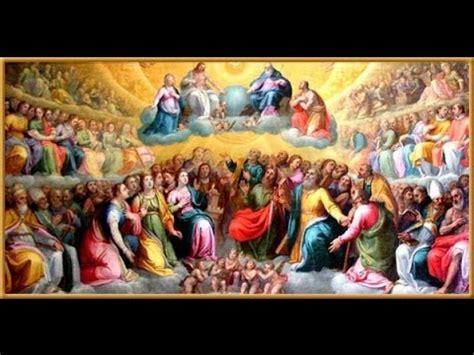 litanie des saints de la communaut 233 du chemin neuf