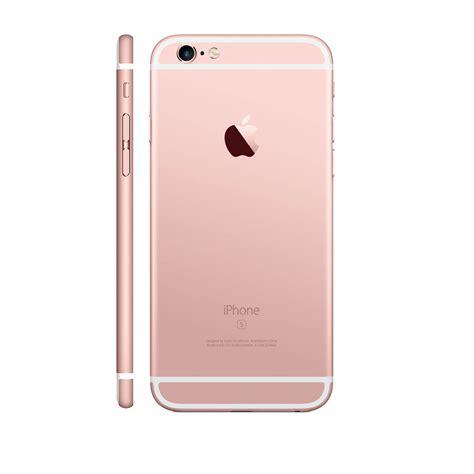 Iphone 6 S 16gb Rosegold apple iphone 6s 16gb gold unlock sim free smartphone