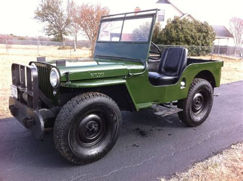 Are Jeeps Worth The Money 1947 Jeep Cj2a How Much Is It Worth The Cj2a Page