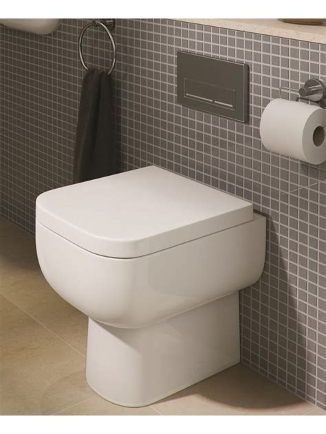 Bathroom Shower Wall Ideas rak series 600 back to wall toilet amp soft close seat