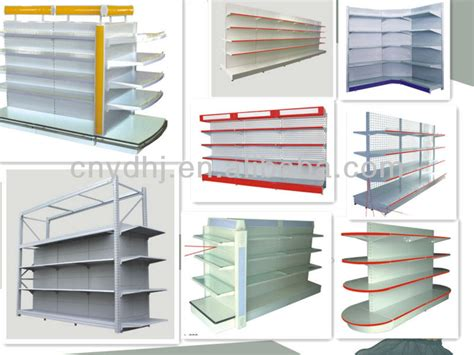 Buying A Shelf Corporation by Manufacturer Different Design Supermarket Display Gondola