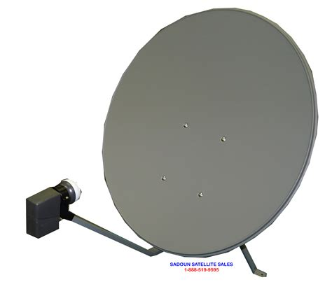 sadoun 90t 90cm offset satellite dish free to air