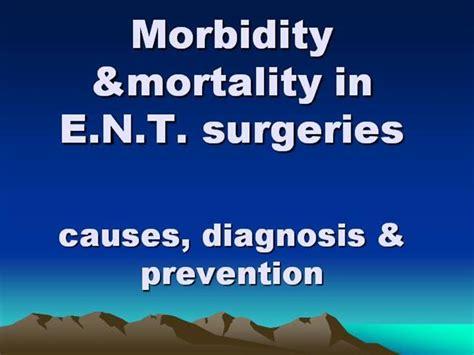 Morbidity Mortality Authorstream Morbidity And Mortality Presentation Template