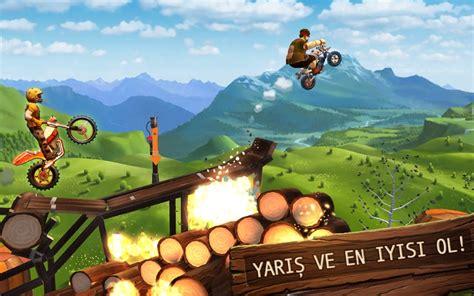 trials frontier motosiklet yaris oyunu andropedi
