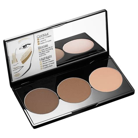 best contouring makeup kit step by step contour kit highlights sephora makeup and