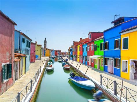 Italy Houses by One Day Trip From Venice To Murano Burano And Torcello
