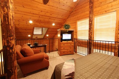 3 bedroom cabins in branson mo loft bedroom king bed