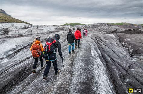 Is Walk On sensational iceland south coast glacier hike and black