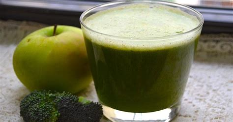 video membuat jus sayur resep jus sayur brokoli cur buah minuman segar nan