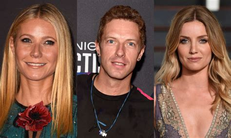 chris martin and girlfriend chris martin s new coldplay album features ex wife gwyneth