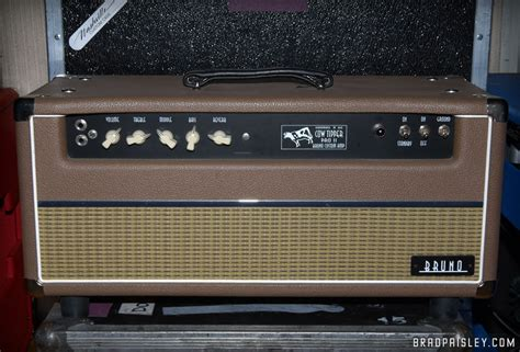Cabinet Bruno by Brad Paisley Gear
