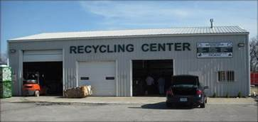 Recycling Center Recycling Center Boonslick Regional Planning Commission