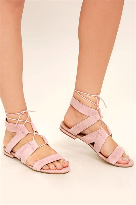 light pink lace up heels steve madden august sandals light pink sandals suede