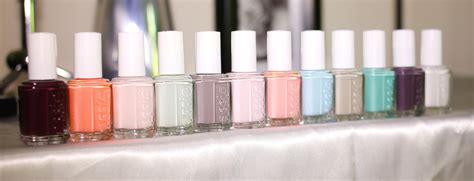 essie top colors top 10 essie nail polishes swatches rose reese