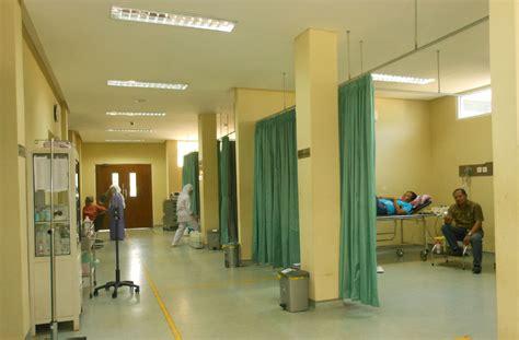 rs rumah sehat terpadu sehat milik semua unit gawat darurat