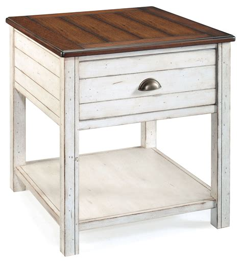 magnussen bellhaven sofa table bellhaven rectangular end table from magnussen home t1556