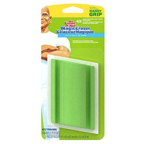 magic eraser bathtub mr clean magic eraser handy grip bath kit
