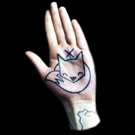 heart tattoo on hand gang cute fox hand tattoo for girls women tattoo designs