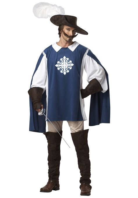 Three Musketeer three musketeer costume mens renaissance costumes