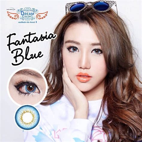 Softlens Grey Dreamcon softlens fantasia blue 14 5mm softlens murahsoftlens murah