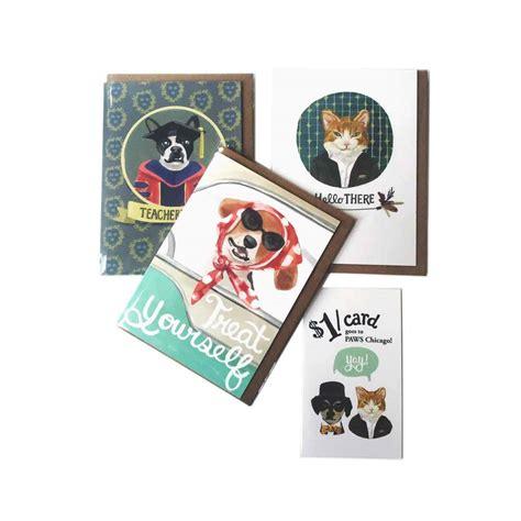 Hello Card Pack Isi 4 shop eliza illustration design