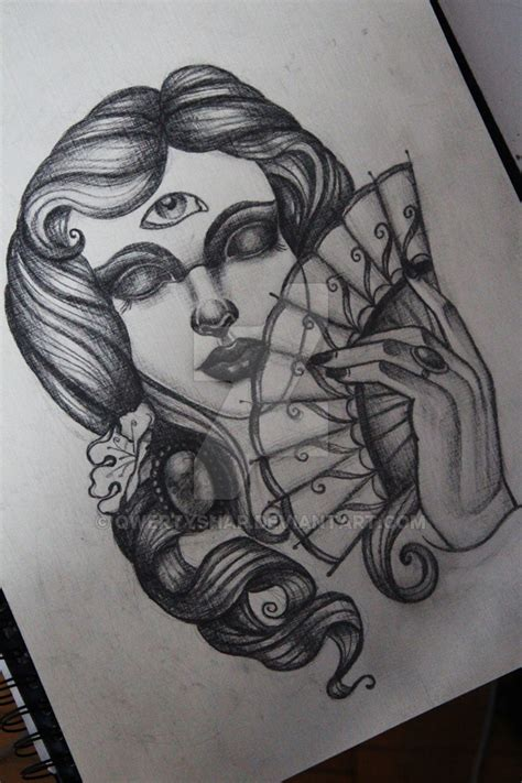 tattoo ideas neo traditional neo traditional tattoo by qwertyshap on deviantart