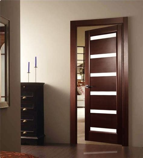 doors for house interior quot tokio quot wenge interior door with glass doors
