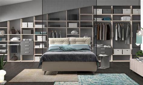 cabina armadio dietro al letto la testiera letto ora 232 intelligente casafacile
