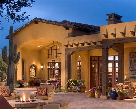 exterior southwestern exterior by mooney design inc