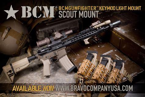 bcm scout light mount bcm bcmgunfighter modular scout light mount keymod