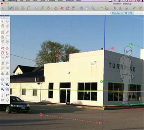 tutorial sketchup photo match match photo tutorial with sketchup for architecture