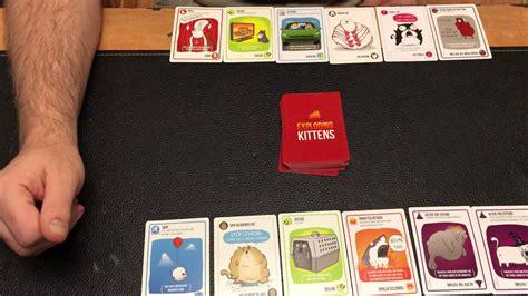 Imploding Kittens imploding kittens demo
