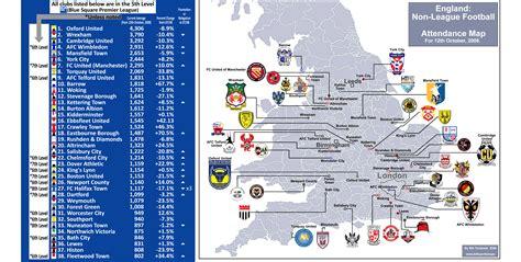 map uk football clubs map football clubs