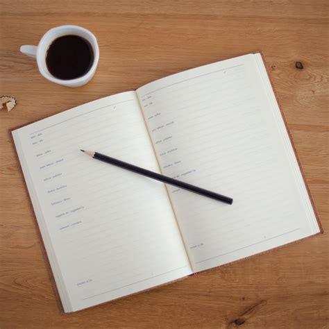 libro escribir writing manual fotos gratis escritura libro l 225 piz caf 233 madera papel escribir marca dibujo dise 241 o