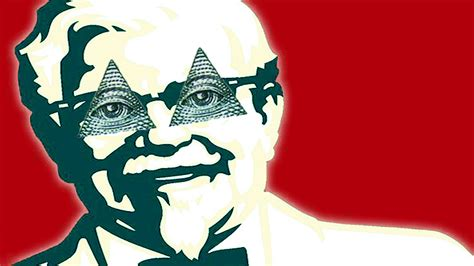 is illuminati kfc is illuminati doovi