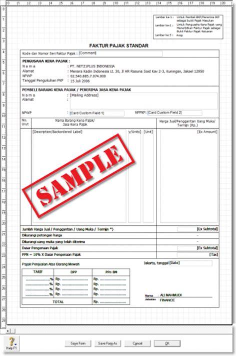 contoh membuat faktur pajak pengganti contoh faktur pajak pengganti contoh yes