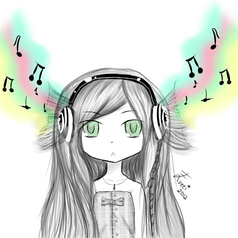 imgs for gt easy music drawing ideas eveei evee deviantart