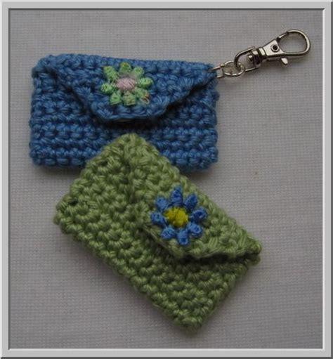 pattern crochet keychain mini bag keychain free crochet pattern crochet purse