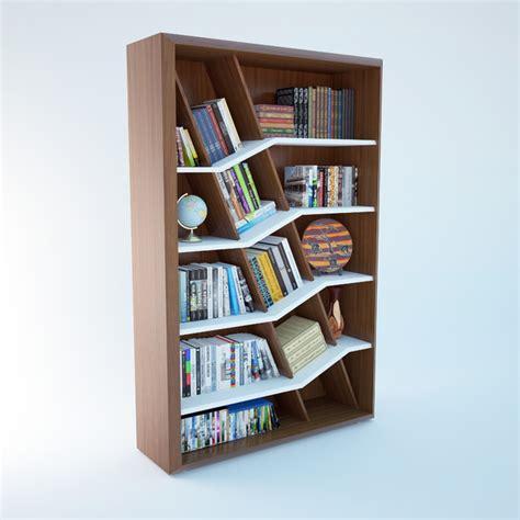 Origami Bookcase - origami bookshelf br101 modern bookcases miami