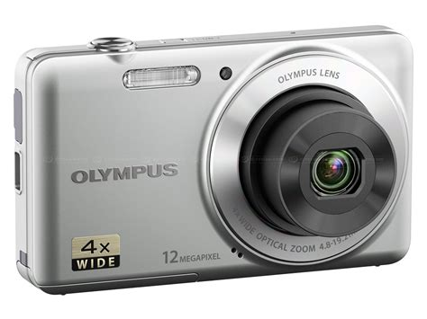 olympus compact olympus launches vg 110 budget compact digital