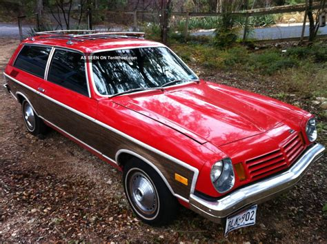 1974 chevy vega 1974 wood paneled chevy vega