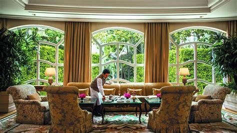 The Living Room Bangkok Brunch Afternoon Tea At The Peninsula Bangkok