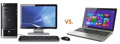 laptop computer desk desktop vs laptop ariman