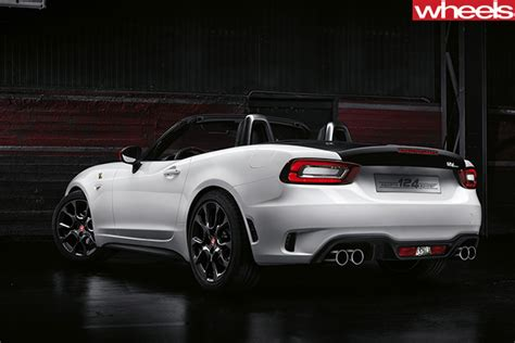 fiat hints at abarth 124 spider price