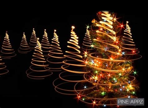 solar powered led christmas tree fairy lights from 163 7 99