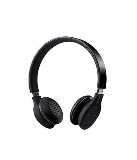 Headphone Bluetooth Rapoo H6060 Rapoo Bluetooth Stereo Headset H6060 Black Buy Rapoo