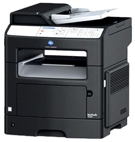 Printer Konica Minolta konica minolta bizhub 3320 copier printer scanner copyfaxes