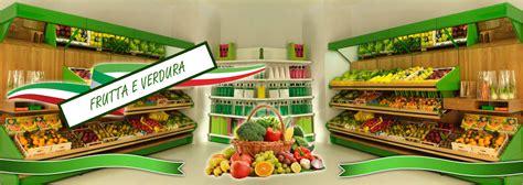 Scaffali Frutta E Verdura by Arredamenti Per Negozi Di Frutta E Verdura Alimentari In